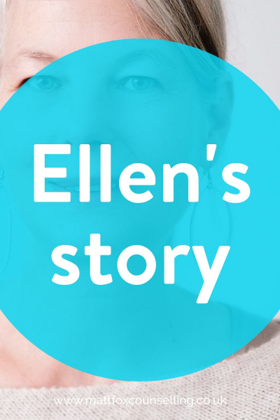 ellen's story - narcissistic parent - matt fox