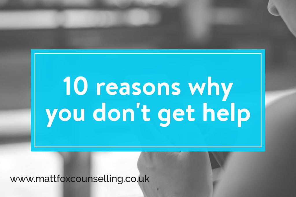 10 reasons you won't get help after narcissistic abuse - matt fox counselling