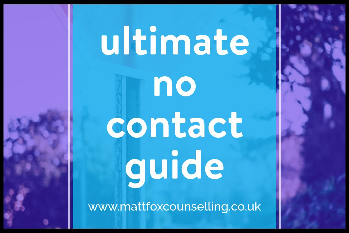 ultimate no contact guide with narcissistic parent
