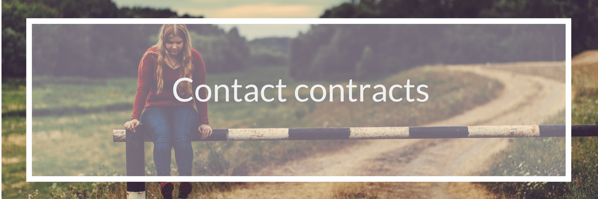contact contracts